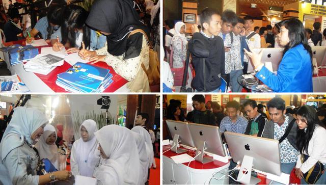 Universitas Esa Unggul – Education & Training Expo 2011
