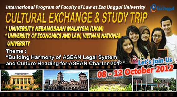 International Program of Faculty of Law of Esa Unggul University