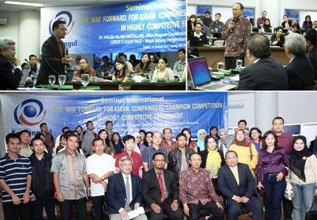 International Seminar ASEAN Companies in Competitive Environment