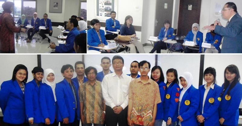 Training Management Office, Mahasiswa FH UEU