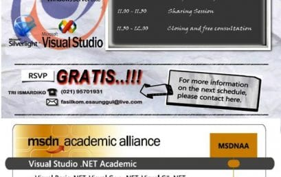 MSDN Academic Alliance for UEU Students