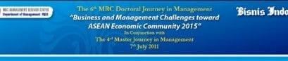 Selamat kepada Tim MM UEU Masuk Final (Juara Harapan) Kompetisi Business Case Solution, The 4th Master Journey in Management 2011