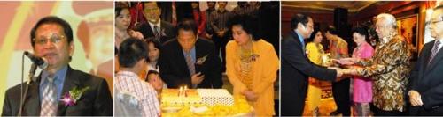 70 Tahun Dr. Abdul Gafur, Jalan Pengabdian Tanpa Batas