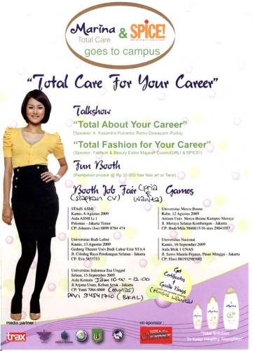 Talk Show dan Job Fair Selasa