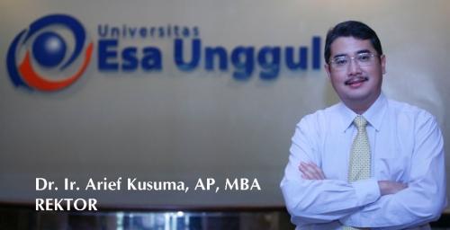 """Selamat dan Sukses atas Promosi Doktor Kepada """"Arief Kusuma"""""""