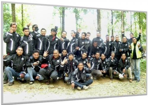 Bakti Sosial III 2012 – Esa Unggul Motorcycle Brotherhood (EMBRO)