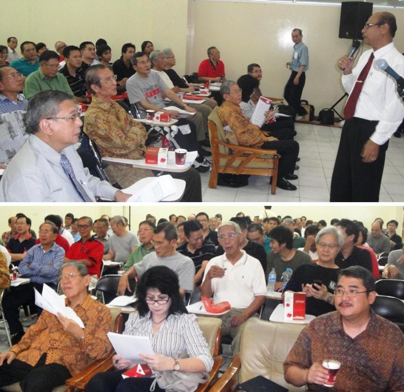 Seminar Nasional Taiji Quan dan Tul Shoi IV diselenggarakan oleh Taiji Quan Learning Centre UEU dan ATNI DKI Jakarta
