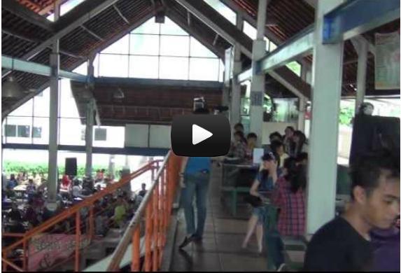 Mizone City Project FoodCourt Indonusa Esa Unggul