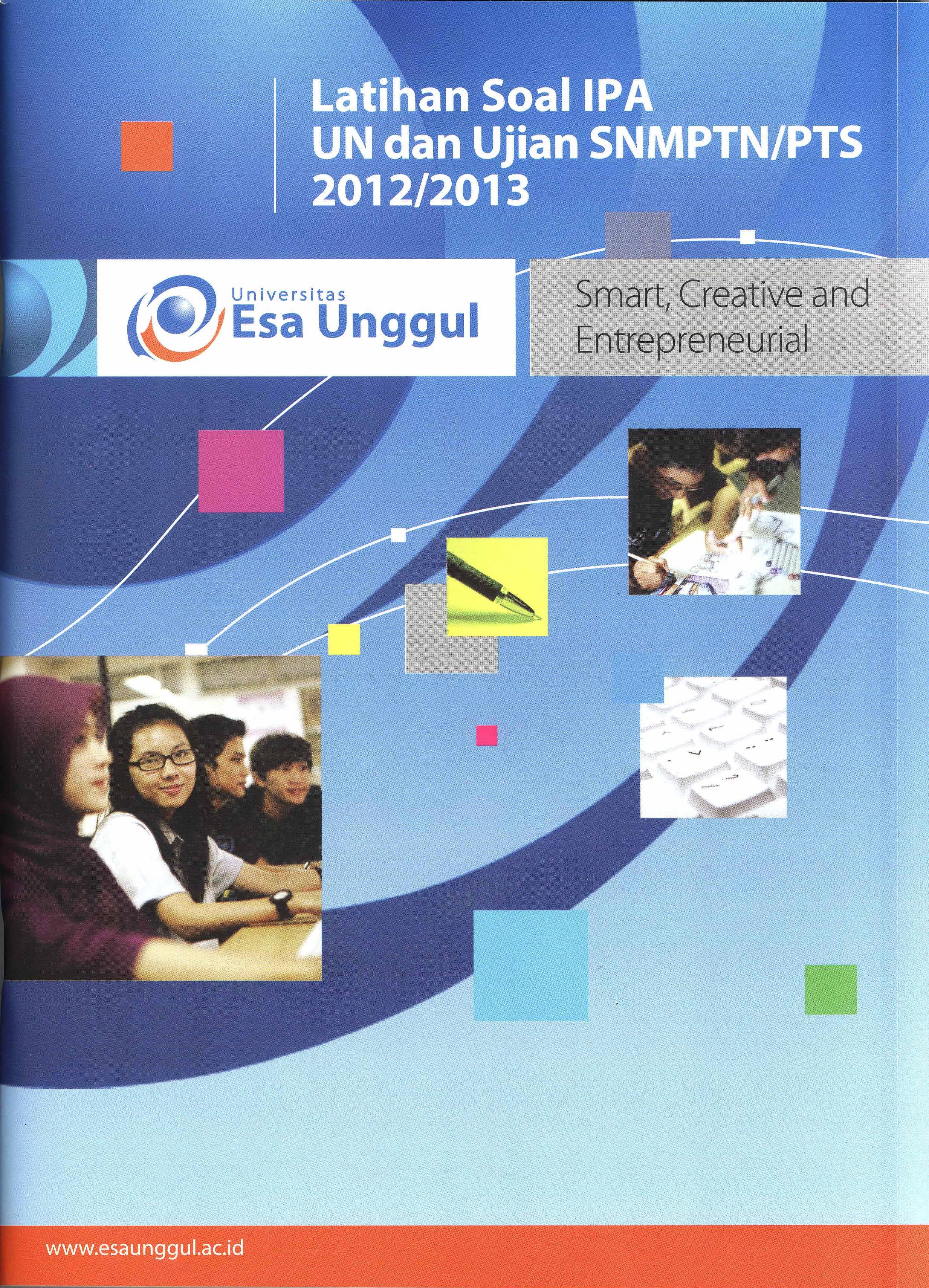 Latihan Soal IPA – UN dan SNMPTN/PTS 2012/2013