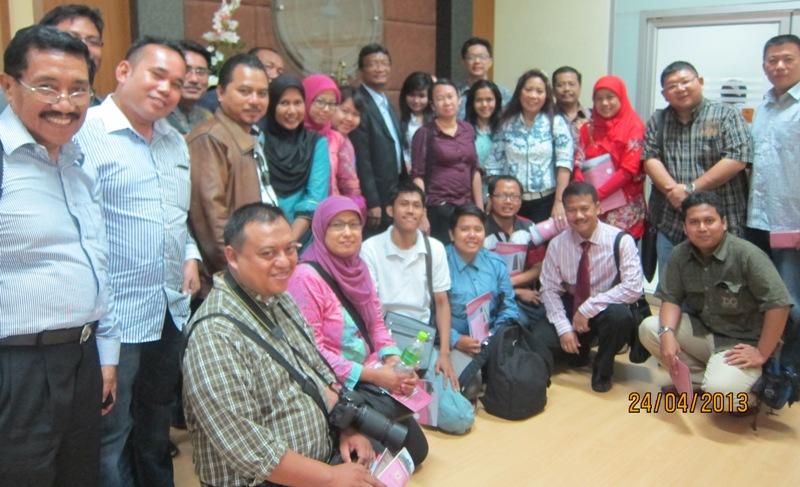 Fakultas Hukum Field Study to Bangkok, Thailand