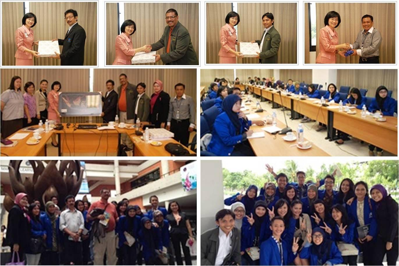 Kunjungan Kerjasama dan Studi Banding Fisioterapi Esa Unggul ke Mahidol University, Thailand