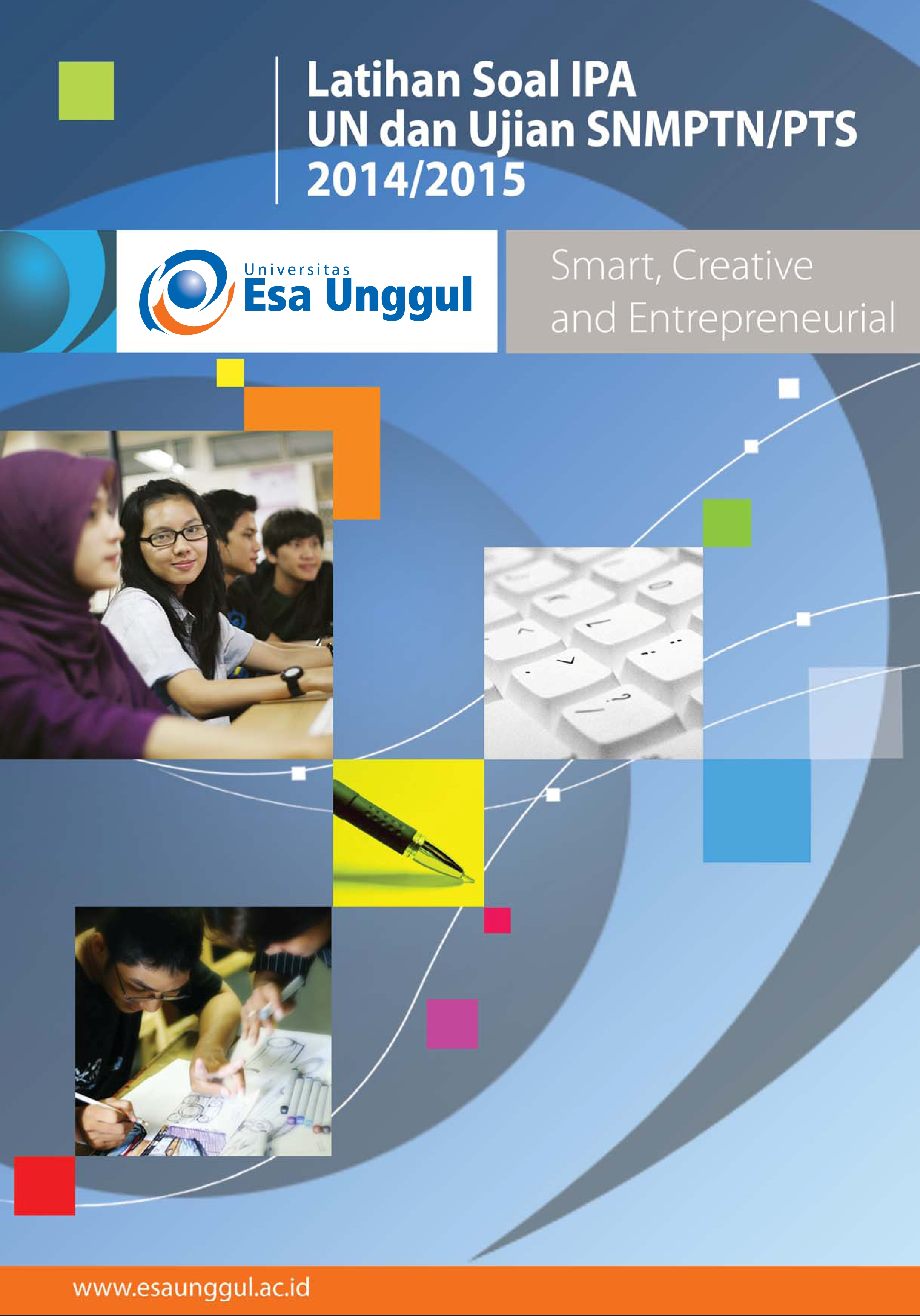 Buku Latihan Soal IPA UN dan SNMPTN/PTS 2014/2015 (Paket A)