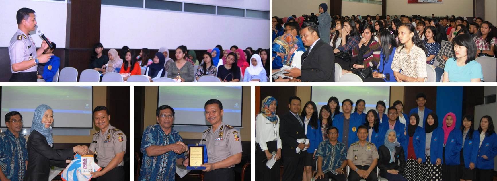 Seminar Government PR, Fakultas Ilmu Komunikasi