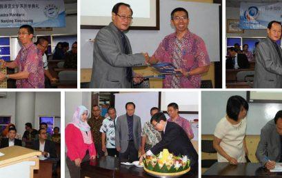 MoU Universitas Esa Unggul dengan Universitas Internasional Batam