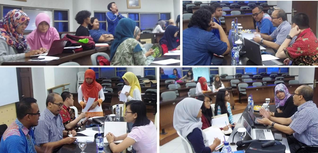 Coaching Clinic Program Kreatifitas Mahasiswa Gagasan Tertulis & Artikel Ilmiah (PKM GT-AI) 2015