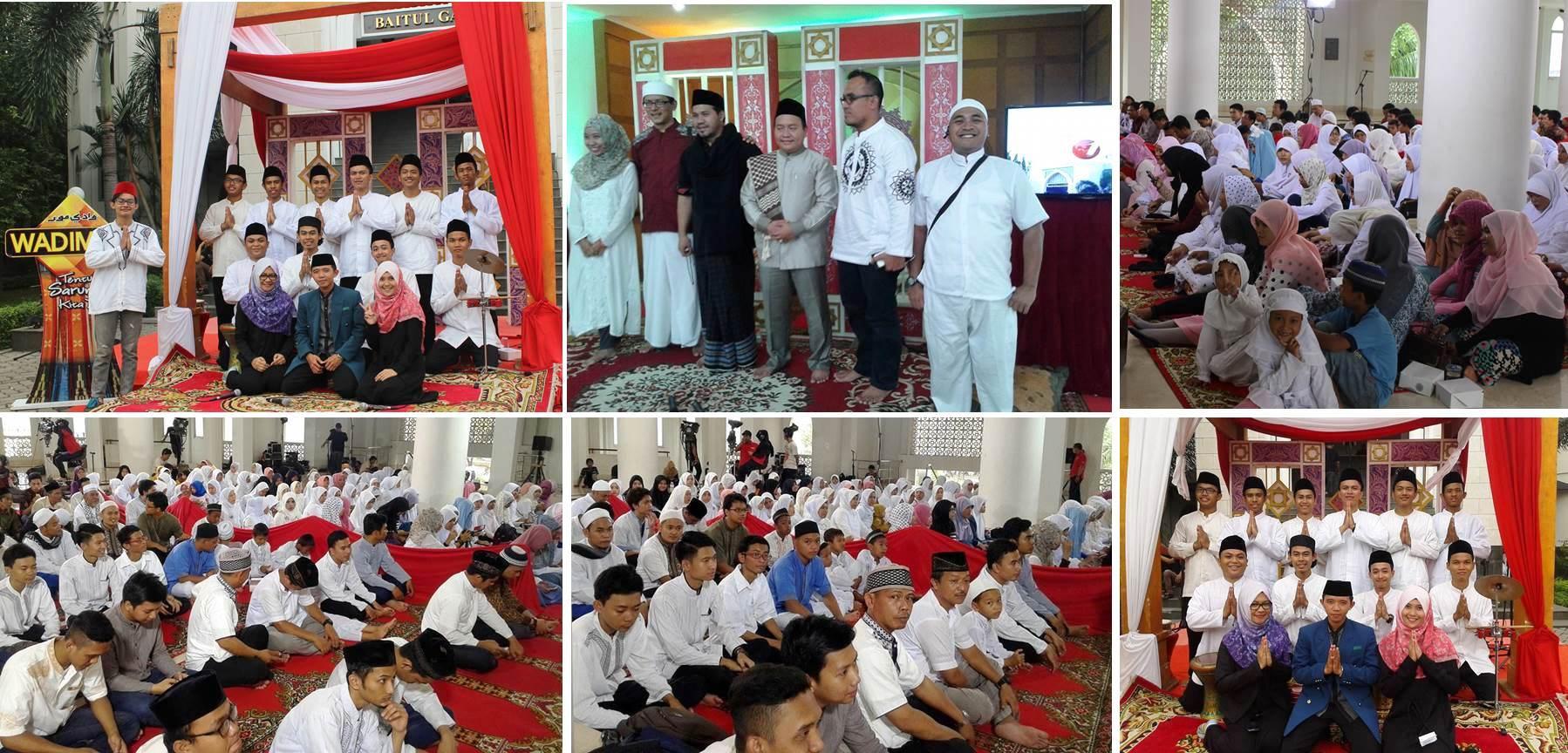 Peringatan Hari Besar Islam Isra Miraj, Damai Indonesiaku Bersama TV ONE, Sunatan Massal, dan Cek Kesehatan