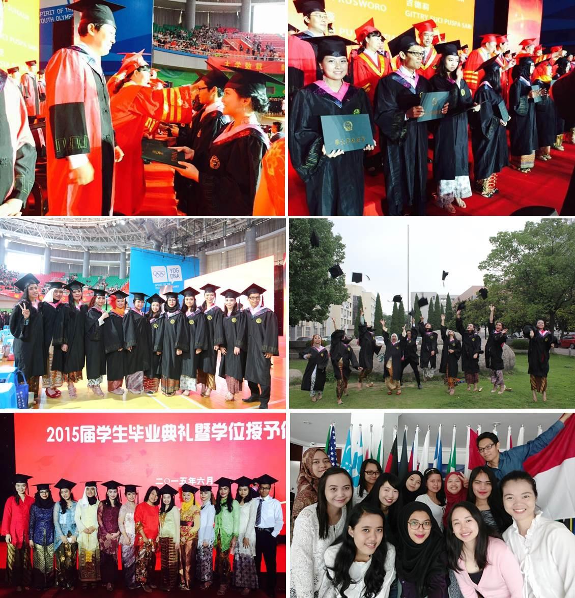Selamat dan Sukses Kepada 12 Mahasiswa Universitas Esa Unggul Lulus Double Degree Nanjing Xiaozhuang University, China