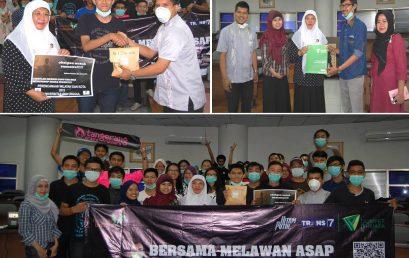 Fakultas Teknik Peduli Korban Asap di Sumatera dan Kalimantan