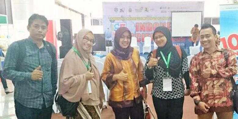 Universitas Esa Unggul Perkaya Kegiatan Penelitian dan Pegabdian Masyarakat di Indonesia Science Expo 2015