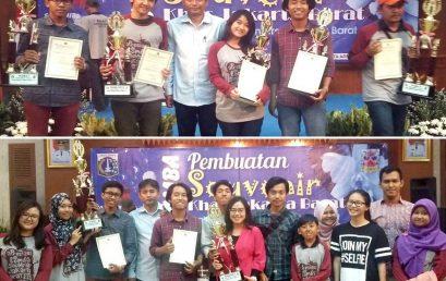 Mahasiswa Desain Produk FDIK Universitas Esa Unggul memenangkan Juara 1 dan Harapan 1 Lomba Pembuatan Souvenir Jakarta Barat