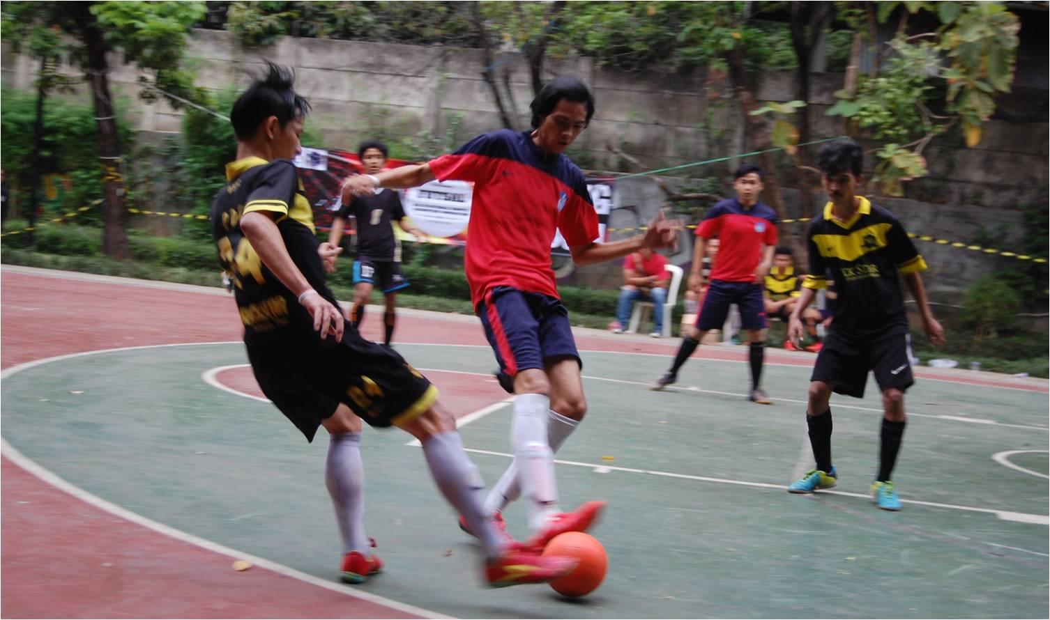 Futsal Kelompok Kerja Studi Akuntansi Universitas Esa Unggul