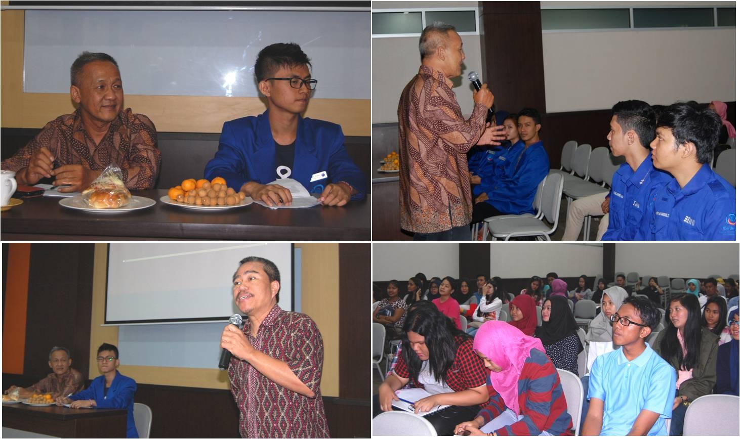 Seminar Kelompok Studi Akuntansi Universitas Esa Unggul