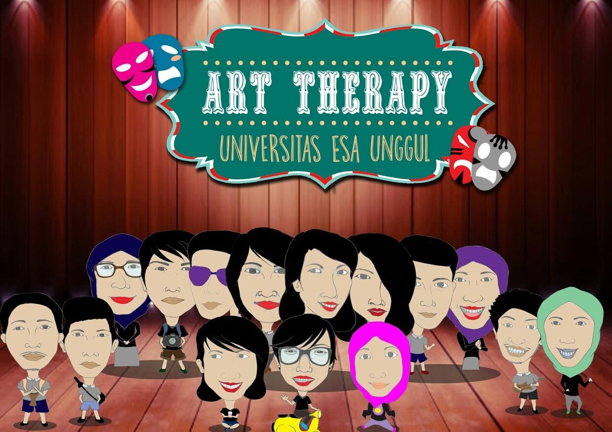 Art Therapy Universitas Esa Unggul LIVE di JAK TV