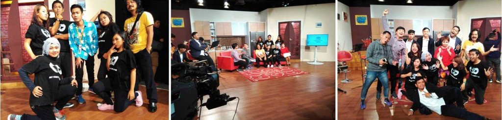 Art therapy LIVE di JAK TV