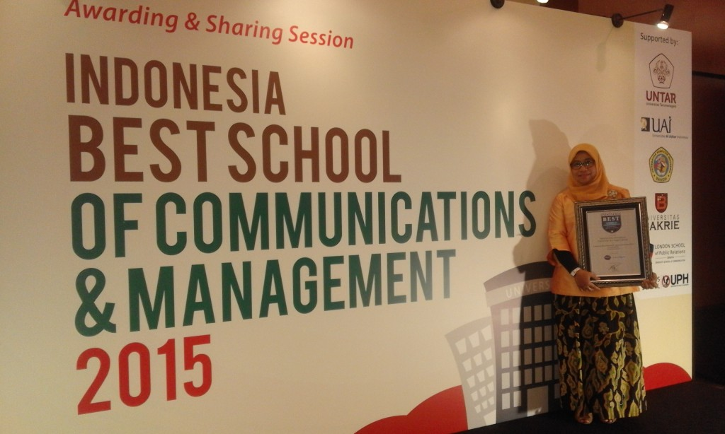 Indonesia Best School 2015