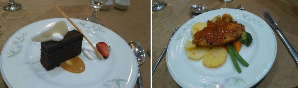 Menu Pada Acara Table Manner
