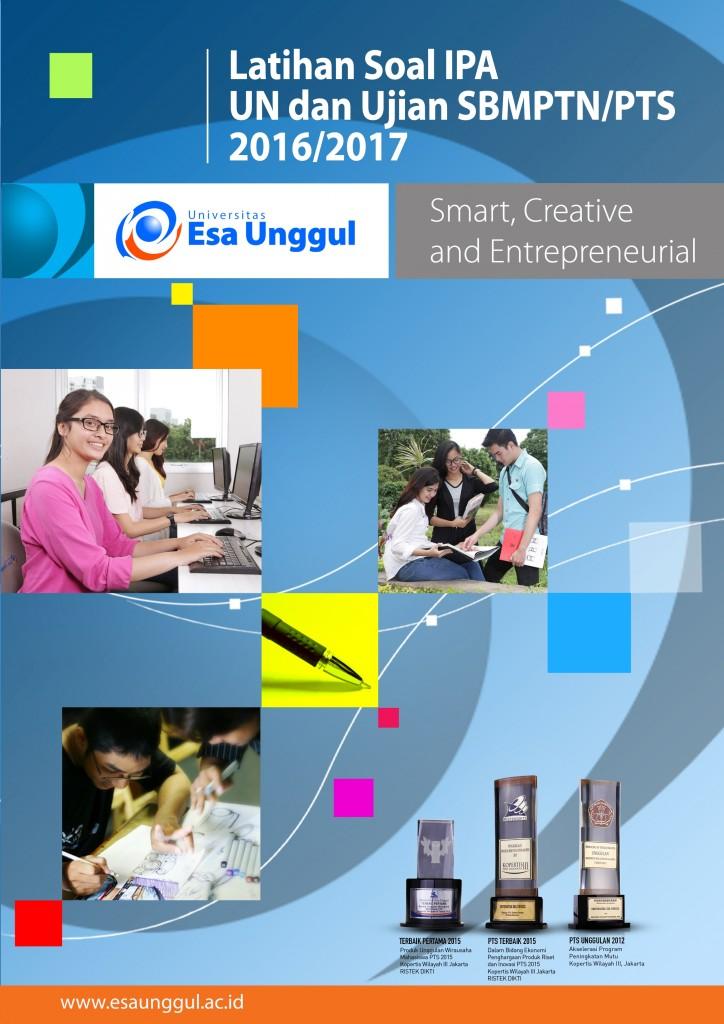 Buku Latihan Soal IPA UN dan Ujian SBMPTN/PTS 2016/2017