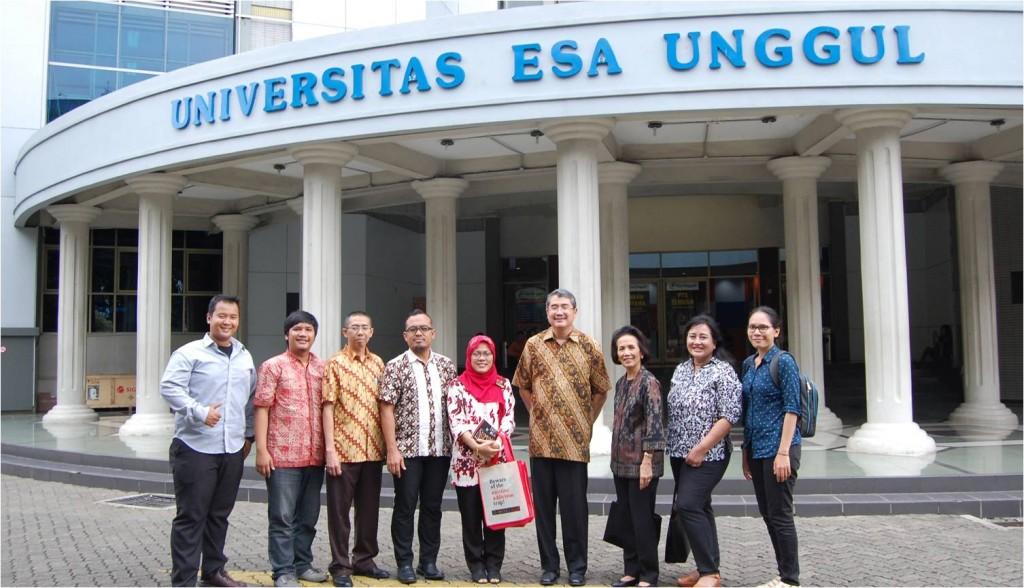 Universitas Esa Unggul Menjalin Kerjasama Dengan Komisi Nasional Pengendalian Tembakau