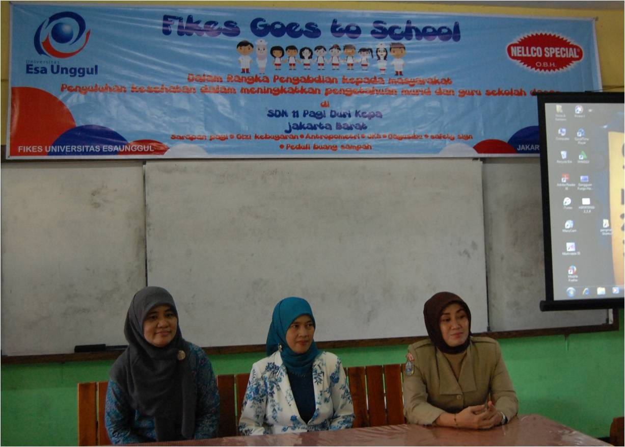 FIKES Goes To School