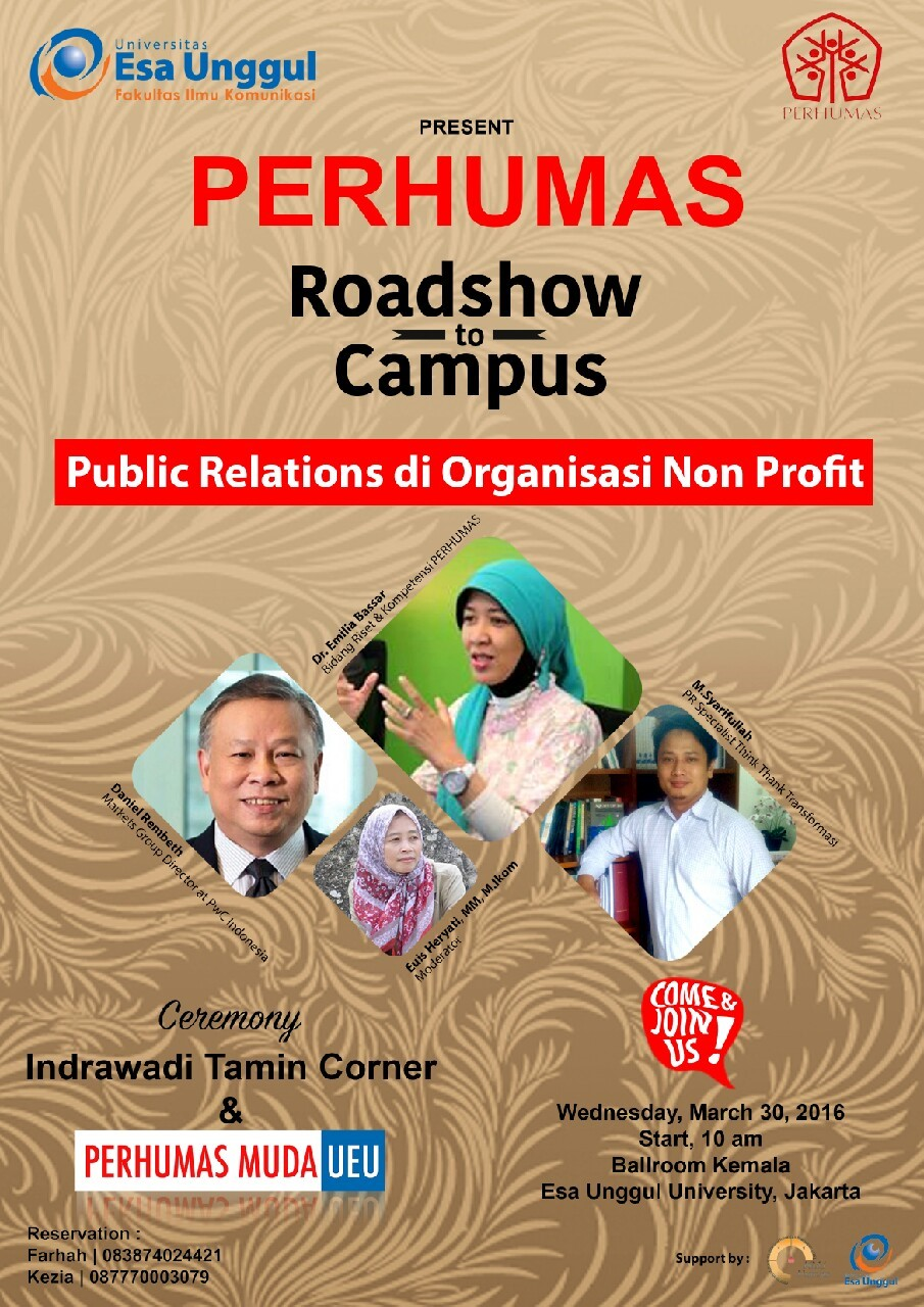 PERHUMAS Roadshow To Campus
