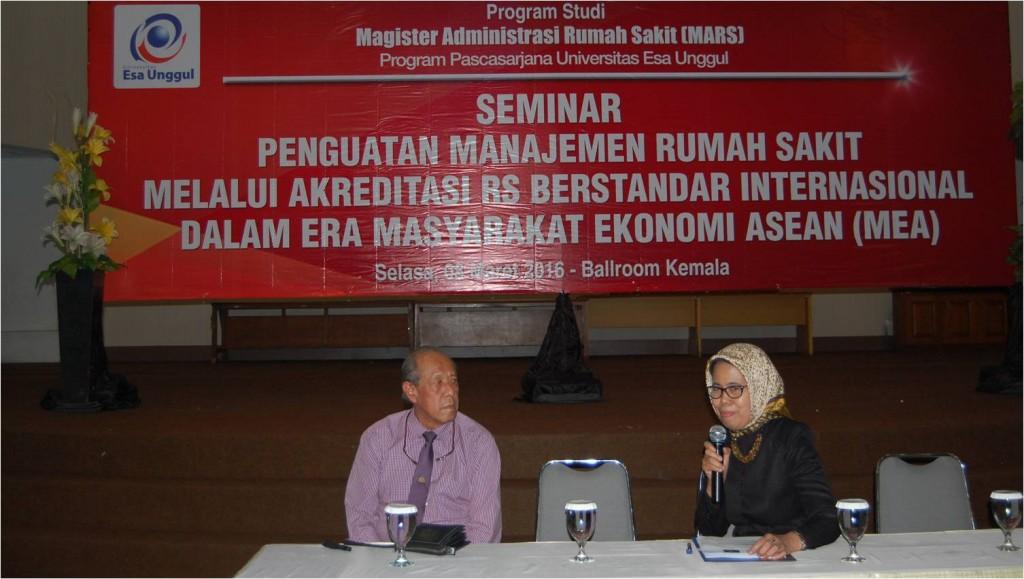 Seminar Magister Administrasi Rumah Sakit