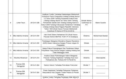 Proposal Skripsi Smt. Genap TA 2015/2016 Tahap II