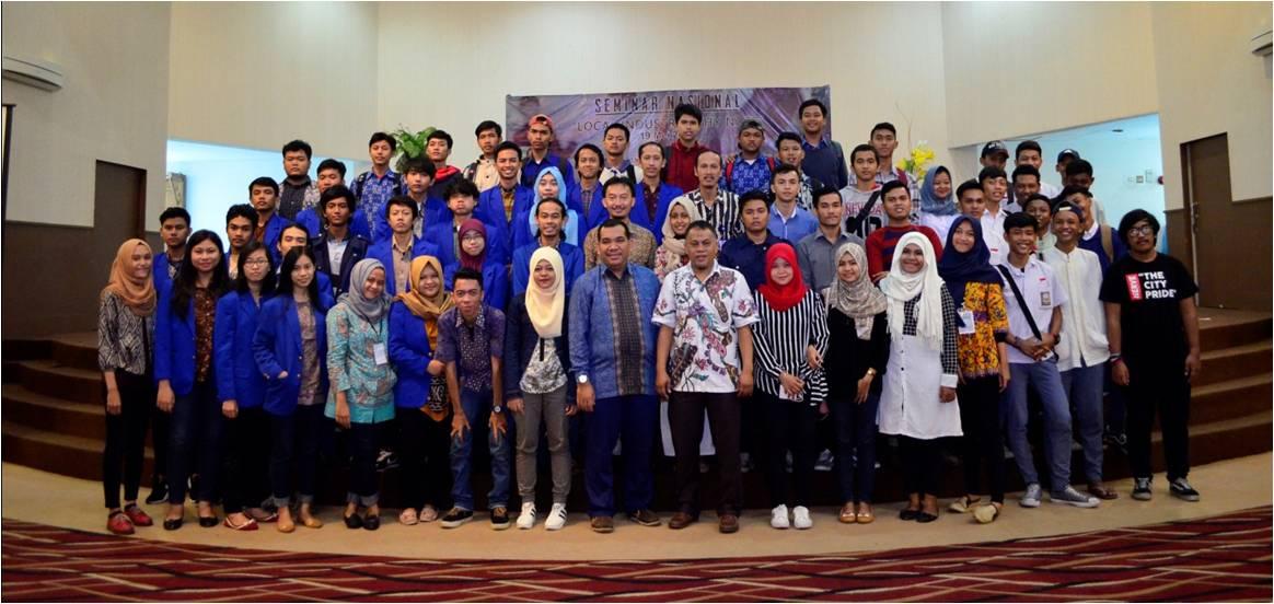 Seminar Himpunan Mahasiswa Teknik Industri Unversitas Esa Unggul 2016