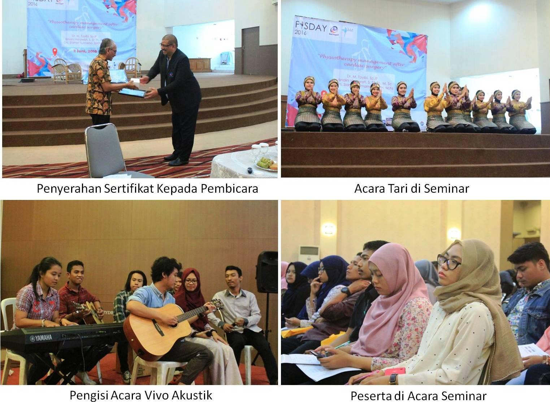 Acara Seminar FisDay