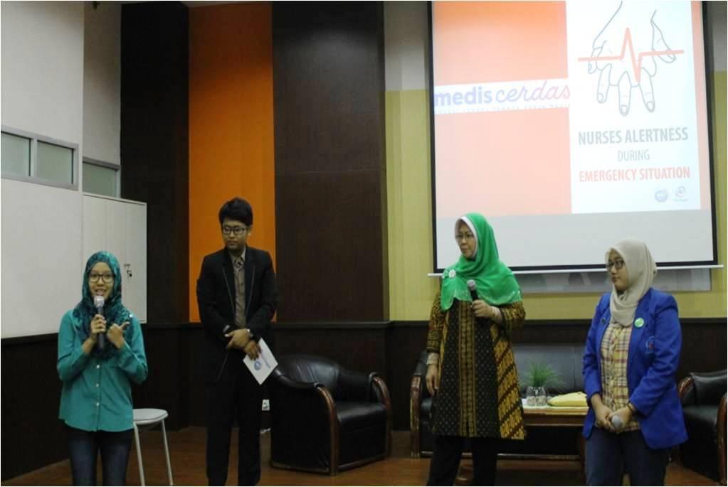 Acara Seminar dan Buka Puasa Bersama Program NERS