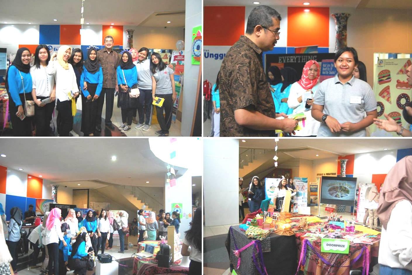 Hari kedua Nutrition Expo