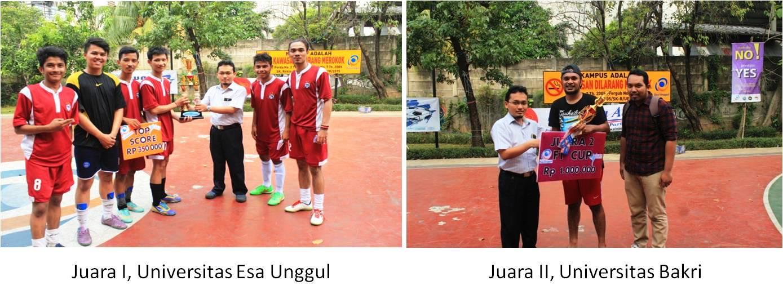 Juara Kompetisi Futsal