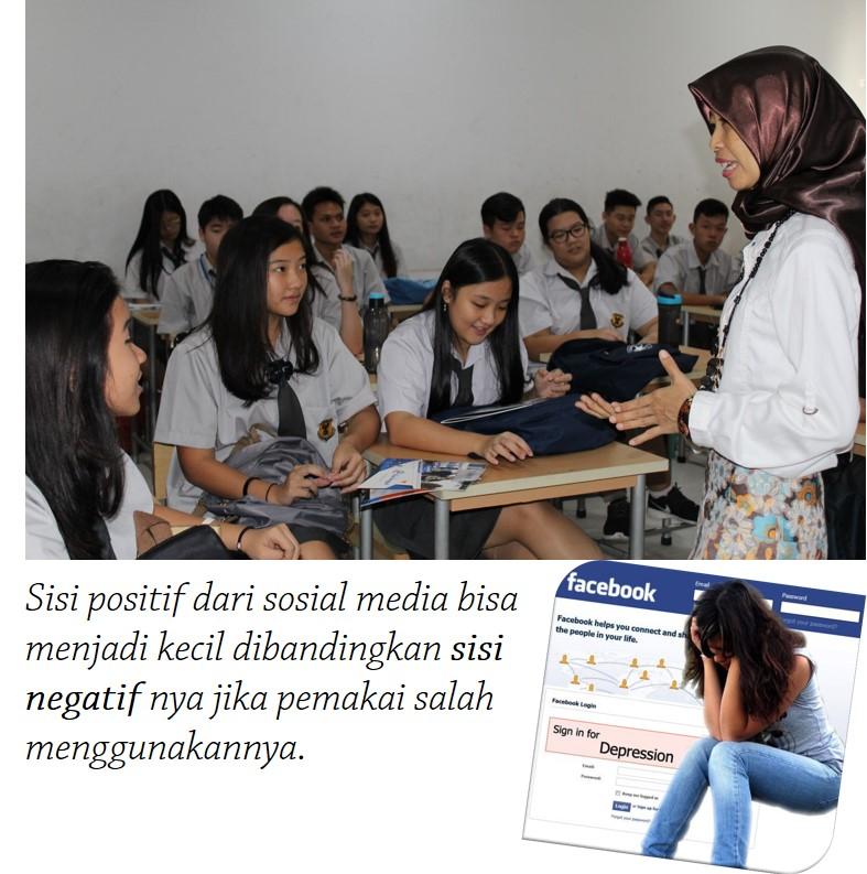 Dampak Negatif Penggunaan Sosial Media