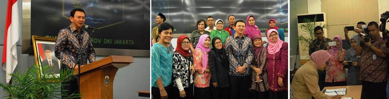 Universitas Esa Unggul Jalin Kerjasama Pengabdian Masyarakat Dengan Pemerintah Prov. DKI Jakarta