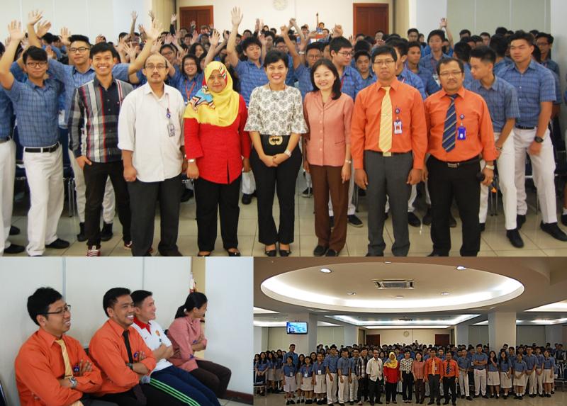 SMA Methodist Jakarta