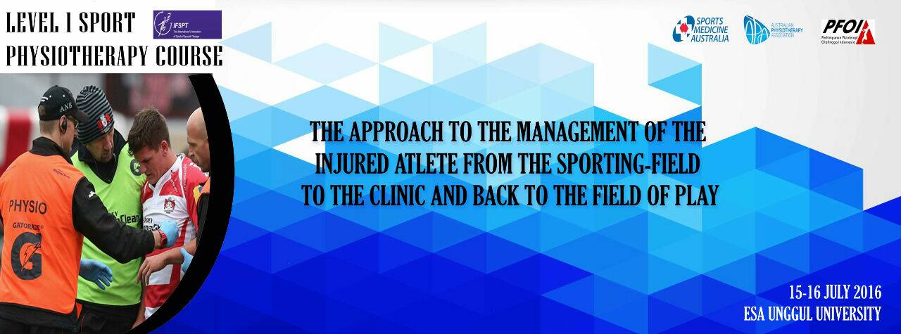 Sport Physical Therapy Training Program