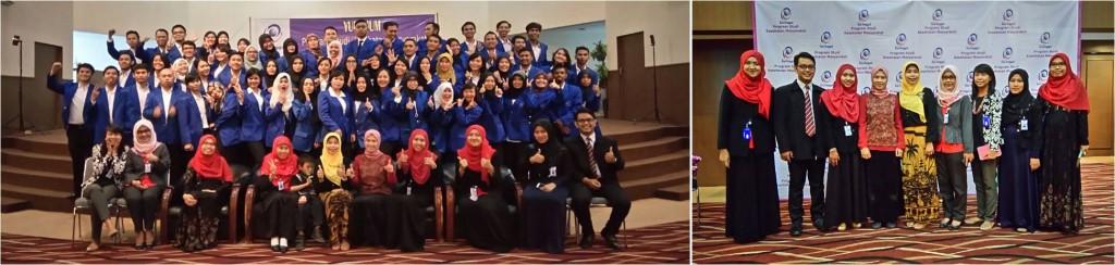 Foto Bersama Dekan Fakultas Ilmu Kesehatan dan Dosen Prodi Kesehatan Masyarakat
