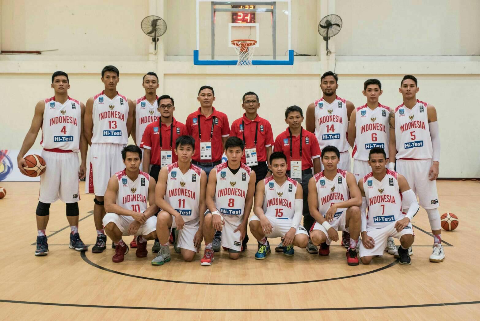 Tim Basket Universitas Esa Unggul Mewakili Indonesia di Ajang Asean University Games