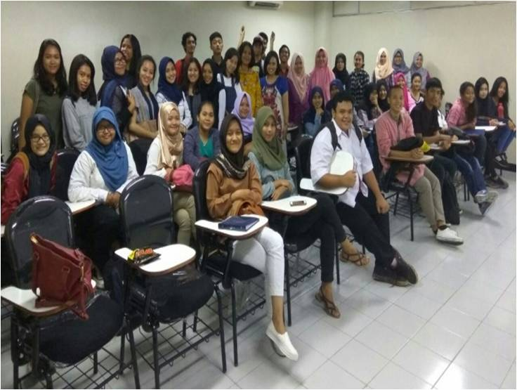 Kegiatan Pre University Education Fakultas Psikologi