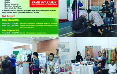 Kemeriahan PIMNAS Investment Summit (PIS) 2016