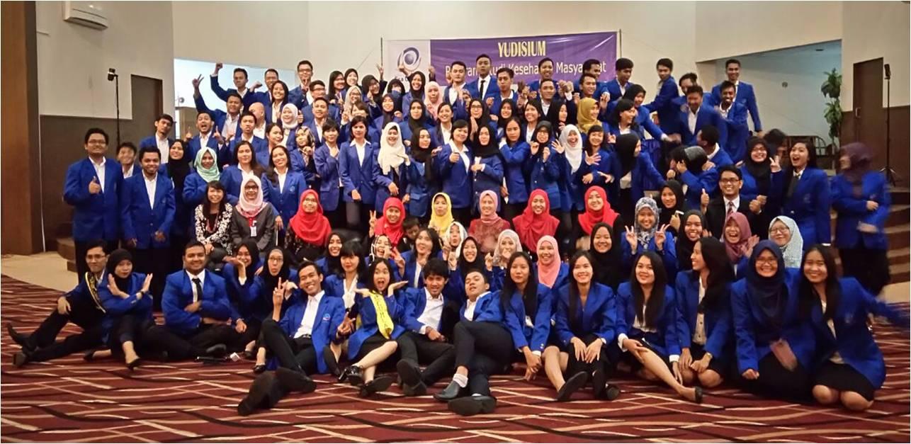 Yudisium Program Studi Kesehatan Masyarakat Universitas Esa Unggul 2016